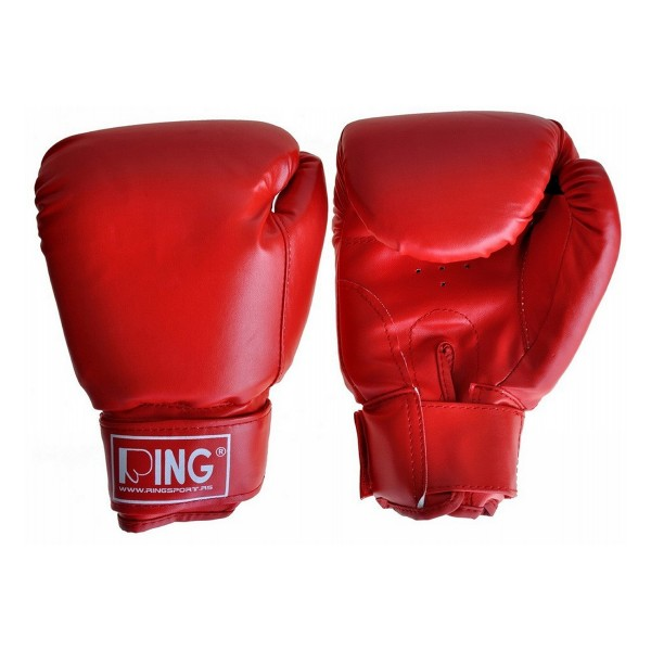 RING SPORT Ръкавици BOXING GLOVES 14 OZ PVC