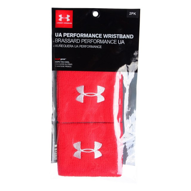 UNDER ARMOUR Ленти за ръце UA PERFORMANCE WRISTBANDS