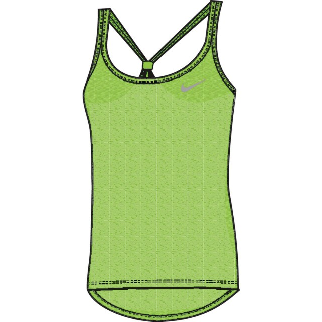 NIKE Потници DF COOL BREEZE STRAPPY TNK