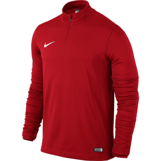 NIKE Суитшърти с цип ACADEMY16 MIDLAYER TOP