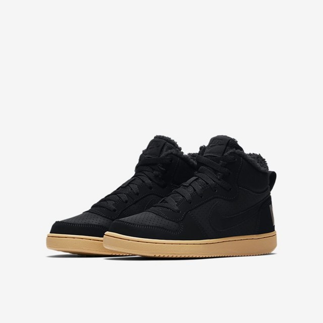 NIKE Спортни обувки NIKE COURT BOROUGH MID WNTR GS