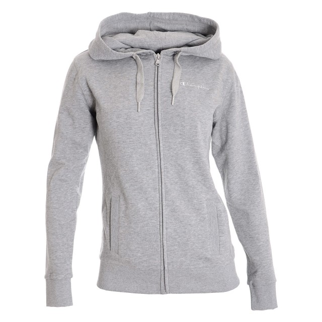 CHAMPION Суитшърти с цип W BASIC FULL ZIP HOODY