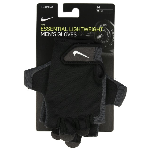 a44db88a747 Nike- JR Ръкавици за фитнес NIKE MENS ESSENTIAL FITNESS GLOVES  BLACK/ANTHRACITE/WHITE M