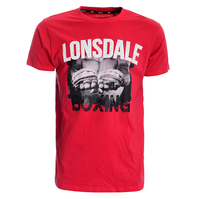 LONSDALE Тениски LONSDALE HANDS T-SHIRT