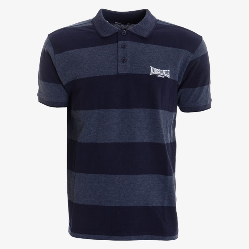 LONSDALE Тениски LONSDALE STRIPE POLO
