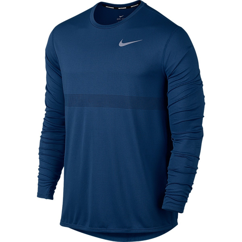 NIKE Суитшърти с цип M NK ZNL CL RELAY TOP LS