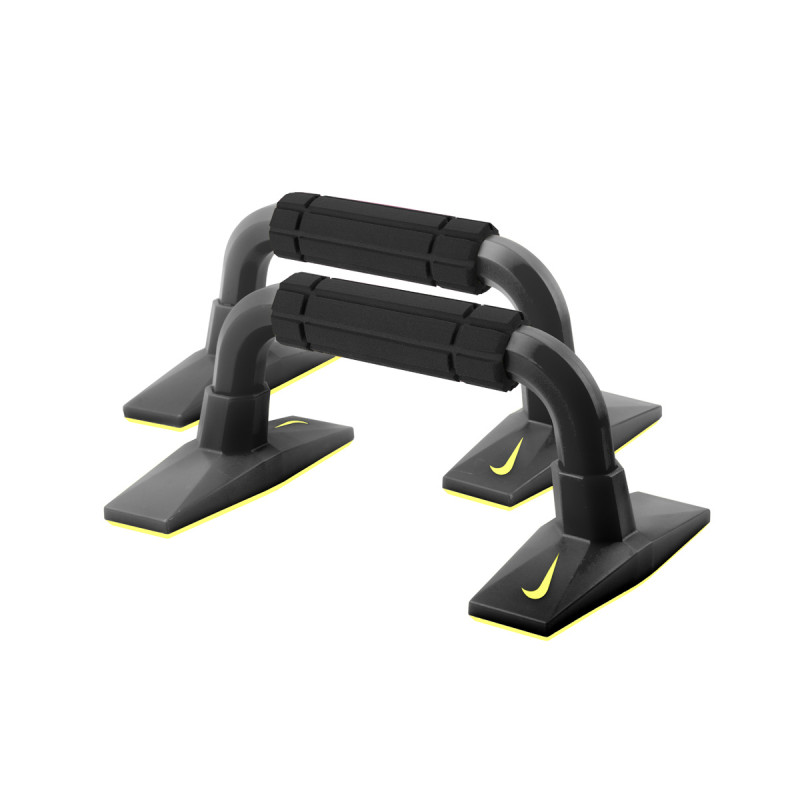 NIKE Фитнес аксесоари NIKE PUSH UP GRIP 2.0 BLACK/BLACK/VOLT