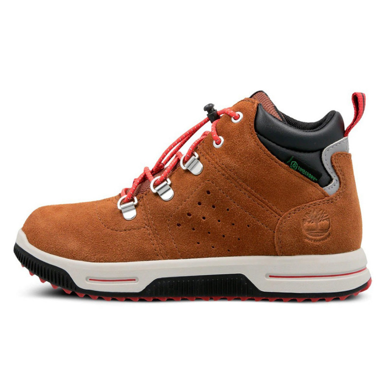 TIMBERLAND Спортни обувки CITY STOMPER MID WP PORT TAN