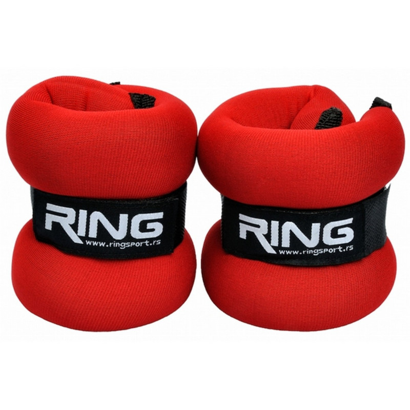 RING SPORT Тежести ANKLE WEIGHT 2X0,5 KG